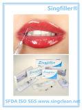Heißer Verkäufe Singfiller Hyaluronic Säure-Gesichtseinfüllstutzen für Schönheitsoperation