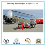 Трейлер топливозаправщика цемента большого части алюминиевого сплава 40cbm с Fuwa 3 Axles