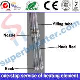 Peças sobresselentes para China para máquinas de enchimento tubulares do calefator