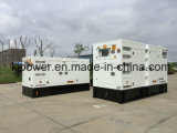 комплект генератора 50Hz 150kVA тепловозный приведенный в действие Чумминс Енгине