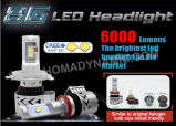 El superventas en 2016, linterna brillante estupenda de la linterna 6000k LED del LED