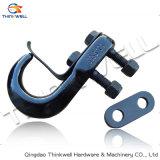 Qualität schmiedete Stahlschleppseil-Haken mit Verriegelung
