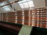 Busbar van het koper voor Elektrisch Kabinet, de Schakelaar van de Motor en Transformatoren 1.6*6mm Disai