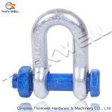 Мы тип тип сережка болта вковки G2150 сережки d цепи
