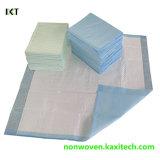 使い捨て可能なマットレスの保護装置は使い捨て可能なUnderpads Kxt-Up18にパッドを入れる