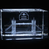 Puente de la torre del cristal 3D Londres
