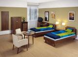 Jogo de madeira popular da mobília do quarto do hotel da mobília