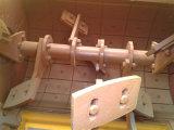 Misturador concreto compulsório Js500 do eixo do gêmeo da série de Js