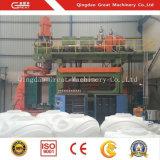 Grande máquina de formação plástica oca que faz o produto Multi-Layer do HDPE
