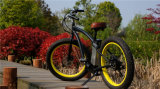 Aluminium neige Cruiser Fatboy E Bike Fat électrique Mountain Bike