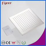 Fyeer 8 Inch 304 Stainless Steel LED Shower Head