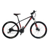 Bicycle Fabricante 27-Speed ​​Shimano Altus Carbon Fiber Mountain Bike Cycle