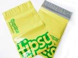 Напечатанный LDPE почтоотправитель упаковки курьера столба с изготовленный на заказ логосом