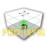 Grüne Drehlaser-Stufe (SRE-301G) Selbst-Nivellieren