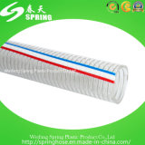 Belüftung-Plastik verstärkter Stahldraht-Rohr-industrielle Einleitung-Schlauch