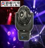 lumière principale mobile du football de faisceau de 12LEDs 15W RGBW 4in1 DEL