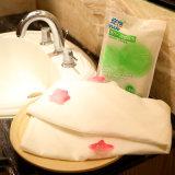 Uso de toallas de baño desechables para SPA y viajes de belleza