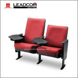 Leadcom Auditorium Chair Seating avec Writing Tablet Ls-13601nc