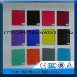유행 색깔에 의하여 박판으로 만들어지는 강화 유리