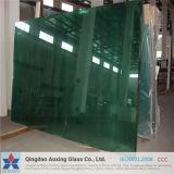 vidrio de flotador del claro de 4m m con la certificación del Ce (para el propósito de edificio)