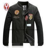 Casaco de uniforme de selo quente de moda masculina de moda masculina
