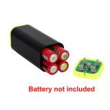 LEDライトが付いている最も新しい蓄電池外箱の携帯用自転車力バンク