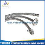 Manguito del metal flexible del acero inoxidable con las trenzas