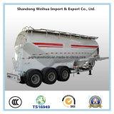 Lading of de Bulk Materiële Aanhangwagen van de Vrachtwagen van de Tanker van Leverancier