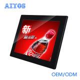 고품질 중국 영상 MP4 HD IPS 전체가 다 보이는 천사 스크린 8 인치 디지털 액자