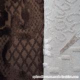 GroßhandelsWowen Polyester-Nylonpolsterung verzieren Velour-Gewebe für Sofa