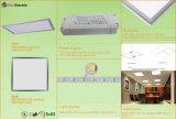 TV-Technologie élevée Squre DEL de la luminance 36W 600*600 à panneau plat