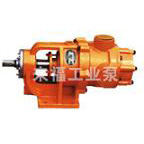 Nyp Series High Viscosity Heat -絶縁のGear Oil Pump