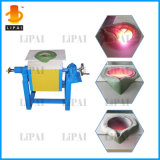 Forno di fusione della fusione dei metalli di induzione a temperatura elevata della macchina
