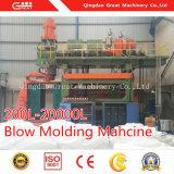 Máquina moldando plástica automática do sopro do tanque de água de Qingdao grande grande