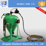 Bt500 Stofvrij Water die Machine, de Zandstraler van het Zand zandstralen, die Pot zandstralen