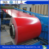 El acero primero de la calidad PPGI enrolla bobinas de acero cubiertas color con el precio barato hecho en China