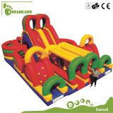 Парк воды игрушки малышей раздувной коммерчески/плавая замок спортивной площадки воды для сбывания