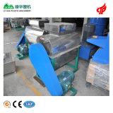 Industrielle waschende Plastikmaschinerie