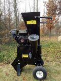 新しい状態によって結合される州のセリウムの証明書6.5HP/9HPの木製の快活なシュレッダー
