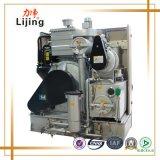 Máquina de lavar industrial em secar a máquina limpa