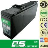 12V105サイズ(カスタマイズされた容量12V80AH)前部アクセスターミナルAGM VRLA UPS EPS電池コミュニケーション電池のキャビネット電池のテレコミュニケーションのプロジェクト