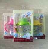 Casella di plastica di stampa del regalo su ordinazione per i prodotti del bambino (contenitore di PVC)