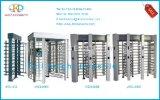 Flexibele Turnstile van de Hoogte van het Roestvrij staal RFID Elektrische Volledige