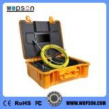 cámara del examen del tubo de alcantarilla del monitor 7inch con IP68 impermeable