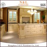 N & L beëindigden Houten Keukenkast met Anticorrosieve Oppervlakte