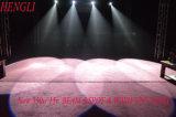 Lumière mobile de la tête 350W 17r avec l'effet d'endroit et de lavage de faisceau pour l'étape du DJ de disco