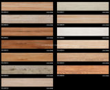 azulejo de suelo de madera del grano de la inyección de tinta 3D 180*1080 Rd108b025