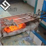 70kw de middelgrote Oven van het Smeedstuk van de Inductie van de Frequentie voor het Verwarmen van het Vormen de Staaf van het Staal