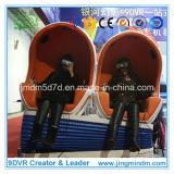5D/7D/9d/12D Vr Ei-Kino-Simulator mit Spiel-Maschine der Glas-/Kopfhörer für Vergnügungspark