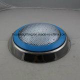Luz subaquática inoxidável da associação do diodo emissor de luz 24W da carcaça de aço IP68
